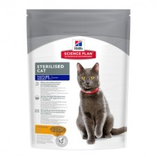Hill's Science Plan Sterilised Mature Adult 7+ Senior корм для стерилизованных кошек старше 7 лет
