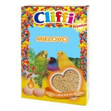 Cliffi Яичный корм с медом для всех зерноядных птиц, Mielovo