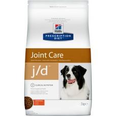 Корм Hills Prescription Diet j/d Joint Care для собак для поддержания здоровья и подвижности суставов, диетический, курица