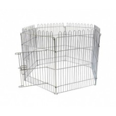 Клетка-загон для щенков, 60x80 см, Puppy cage 6 panels