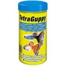 Tetra 250мл Guppy Flakes хлопья д/гуппи и живород