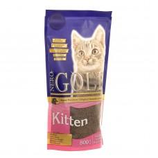 Корм Nero Gold super premium Kitten Chicken 34/22 для котят, курица