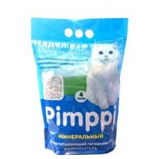Pimppi минеральный наполнитель, 4 л