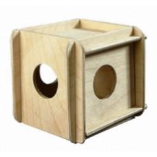 Игрушка Yami-Yami для грызунов кубик малый