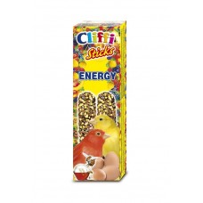 """Палочки Cliffi Sticks Canaries Energy and Singing """"Энергия, сила и пение"""" для канареек, 60 г"""