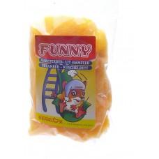 Кроватка для хомяков оранжевая, Dreambed orange funny
