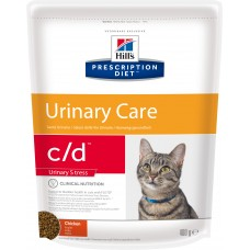 Корм Hills Prescription Diet c/d Feline Urinary Stress, диетический