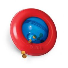 Интерактивная игрушка Kong Gyro для лакомства Гиро, малая, 13 см
