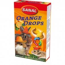 SANAL д/грызунов 45г Orange Drops с апельсином