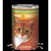 Корм Прохвост для кошек, мясное ассорти, в соусе, банка, 415 г