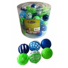 "Игрушка Papillon Plastic cat ball для кошек ""Мяч"", пластик, 4 см"