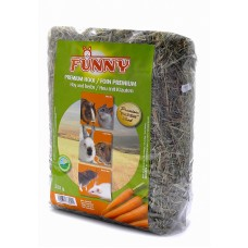 Сено с морковью, Hay with carrots, 500 гр