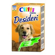 Cliffi Мясные бисквиты для собак, Desideri, 350 гр