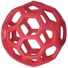 Ажурный резиновый мяч средний, 11,5 см , JW Pet HOL-EE ROLLER MEDIUM