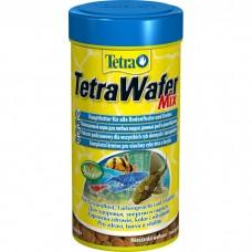 Tetra 250мл Wafer Mix осн. корм плотоядн. травоядн