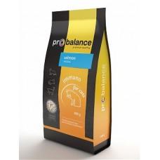 Корм ProBalance Immuno Protection Salmon для взрослых кошек, лосось, 10 кг