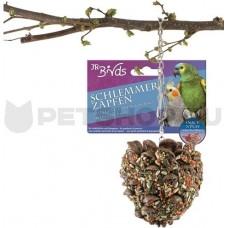 Лакомая шишка для средних и больших попугаев, 1 шт.