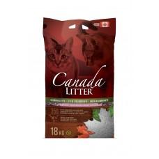 "Canada Litter Канадский комкующийся наполнитель ""Запах на замке"" с ароматом лаванды, Scoopable Litter, 12 кг"