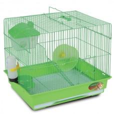 Клетка для грызунов YD-725 43*30,5*34,5см