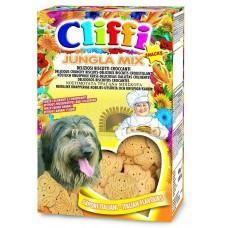 """Cliffi Лакомство для собак """"Хрустящее печенье"""", Jungla Mix, 400 гр"""