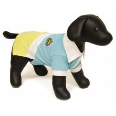 Футболка DEZZIE 5615460 для собак 20 см