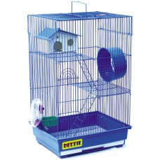 Клетка DEZZIE 5603018 для грызунов 35*28*53см
