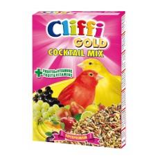 Cliffi Коктейль для канареек: зерна, злаки, фрукты, овощи, Cocktail Mix Canaries