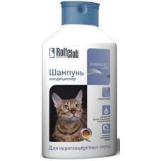 ROLF CLUB R419 Шампунь д/кошек короткош 400мл