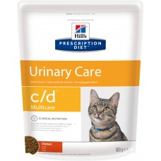 Корм Hills Prescription Diet Feline c/d Multicare, диетический