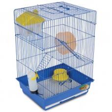 Клетка для грызунов YD-435 35*28*48см 1*10