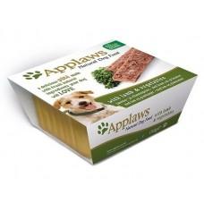 Applaws паштет для собак с ягненком и овощами, Dog Pate with Lamb & vegetables, 150 гр