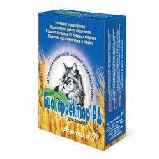 Биокорректор для кошек - натуральная биологически активная добавка, 90 таблеток
