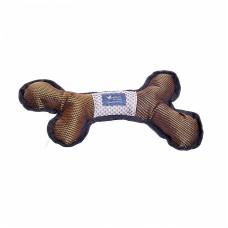 """Игрушка """"Кость"""", ткань плюш, 40 см, Tough toy bone 40 cm"""
