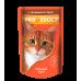 Корм Прохвост для кошек, печень, в соусе, пауч, 85 г