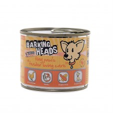 """Barking Heads консервы для собак мелких пород с курицей """"Нежная забота для мелколапого"""", 200 гр"""