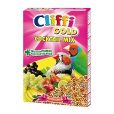 Cliffi Коктейль для экзотических птиц: зерна, злаки, фрукты, овощи, Cocktail Mix Esotici
