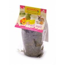 """Лакомство Benelux Fruit roll 100% Natural """"Фруктовый ролл"""", для грызунов, 125 г"""