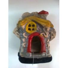 Дом с бархатным напылением для грызунов Д-07