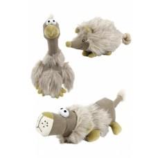 """Игрушка """"Мохнатая зверюшка"""" с пищалкой в ассортименте, Plush lion bird hedgehog assorted"""