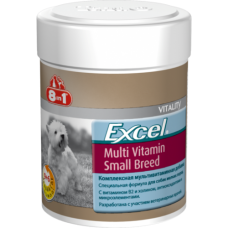 8in1 Excel Multi Vitamin д/с мелк.пород 70таб
