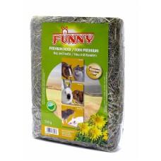 Сено с одуванчиком, Hay with dandelion, 500 гр