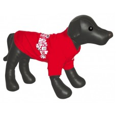 Футболка DEZZIE 5615471 для собак 25 см