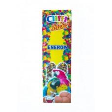 Cliffi Лакомства для крупных попугаев: палочки с яйцами и медом, Sticks parrots with eggs and honey, Energy, 150 гр