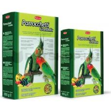 Для средних попугаев (Grandmix Parrocchetti) 850 гр, GRANDMIX Parrocchetti