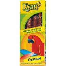 """Палочки для попугаев """"Овощи"""", 4шт"""