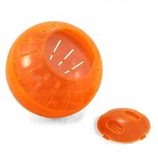 Шар пластиковый для грызунов 14 см. А5-550
