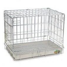 Клетка для животных 001Z цинк 50*32*40см