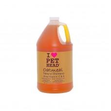 """Шампунь """"100% натуральный"""" для собак с маслом овсянки, жожоба, без сульфатов и парабенов, OATMEAL"""