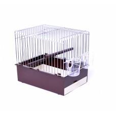 Клетка Benelux Training cage hartz-can для птиц 24*16*20 см.