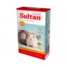 Корм Султан для крыс, 400 г